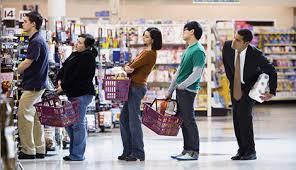 A consuemr isn't the same as a shopper
