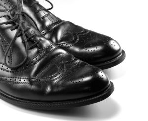 walk in competitors shoes