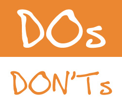 dos-and-donts