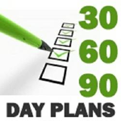 How To Write A 30-60-90-Day Plan That Gets You The Job Offer