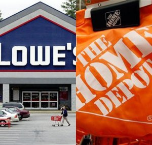 How to Sell Lowe's and Home Depot
