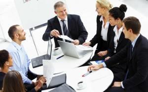 Sales leadership steps