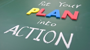 Put Your Marketing Plan Into Action