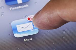 B2B buyers communicate mainly by e-mail